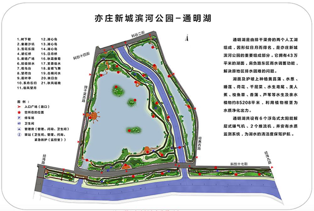 亦庄新城滨河公园